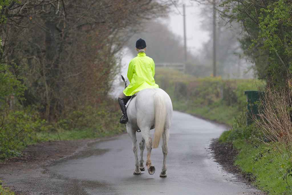 Yellow 100% Waterproof Horse Riding Jacket